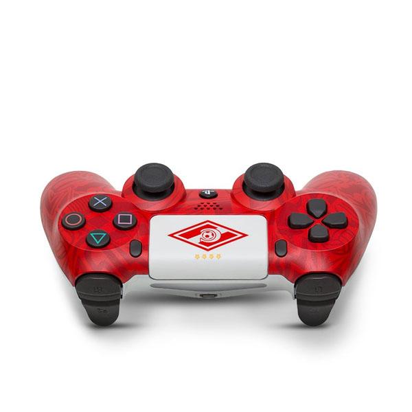 Беспроводной геймпад Rainbo Спартак «Легендарный стиль» Custom PS4 Dualshock