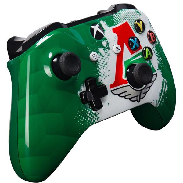 Беспроводной геймпад Rainbo Локомотив «Чемпионский экспресс» Custom Xbox One