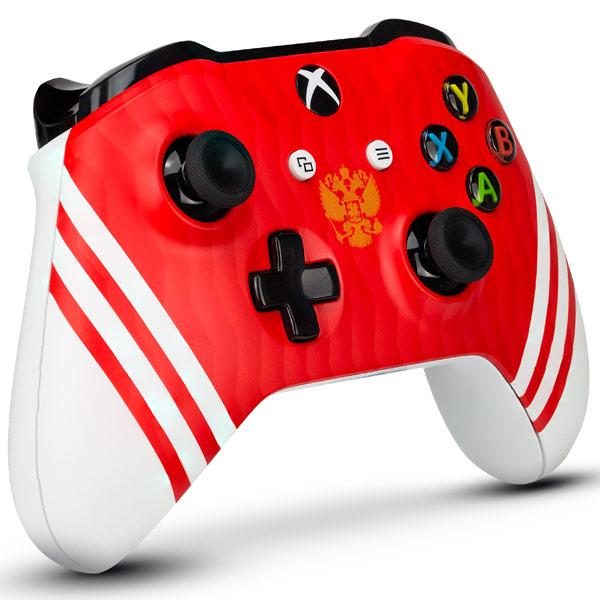 Беспроводной геймпад Rainbo «Сборная России» Custom Xbox One