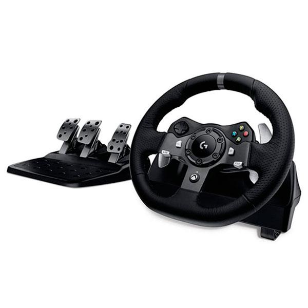 Игровой руль Logitech G920 941-000123