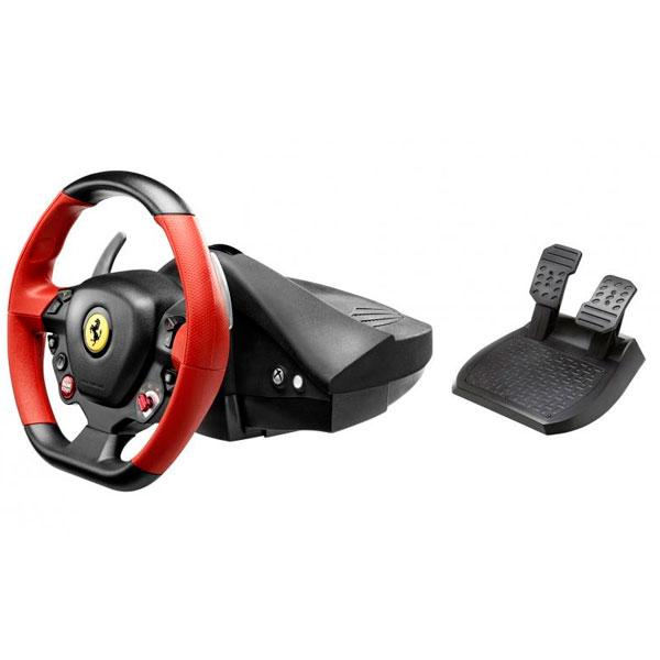 Игровой руль Thrustmaster Ferrari 458 Spider Racing Whee