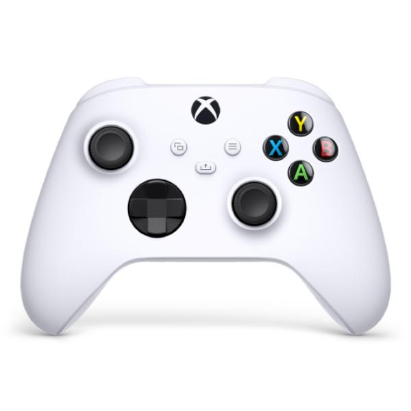 Игровой контроллер для Microsoft Xbox QAS-00002 White