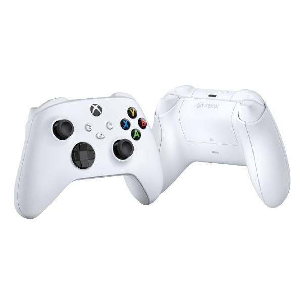Контроллер для игровой приставки Microsoft Xbox QAS-00002 White
