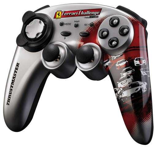 Геймпад THRUSTMASTER Ferrari Motors(Wireless) Gamepad F430