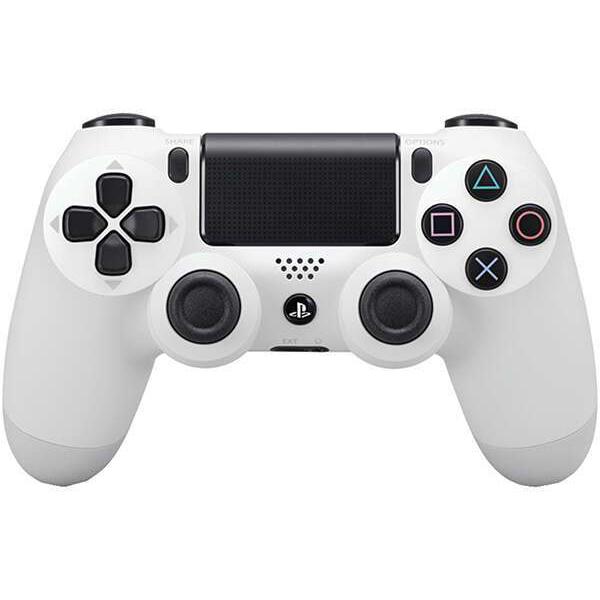 Контроллер для консоли PlayStation 4 DualShock Cont Glacier White v2/RUS (PS719894759) CUH-ZC