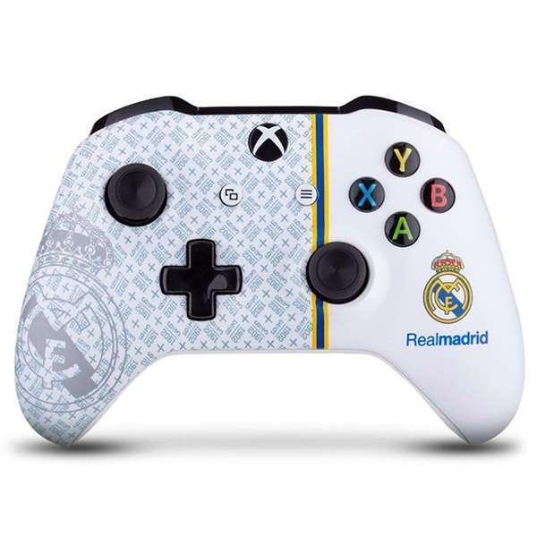 "Беспроводной геймпад Rainbo Custom Xbox One ""Реал.1902"""