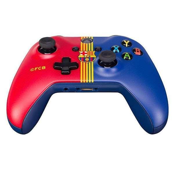 Беспроводной геймпад Rainbo Custom Xbox One «Барселона - клубный»