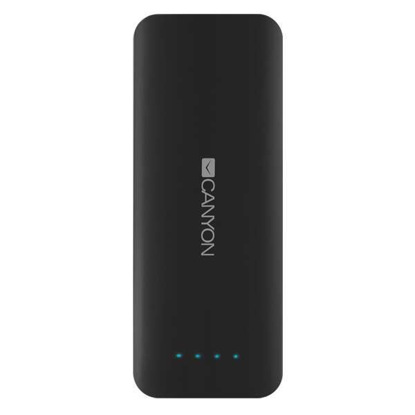 Power bank Canyon 15600mAh CNE-CPB156DG Dark Grey