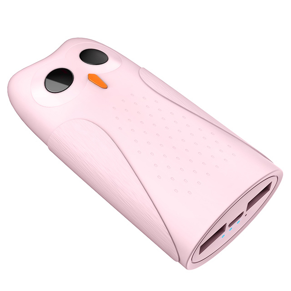 Power bank Hoco KJ2 5000mAh Pink