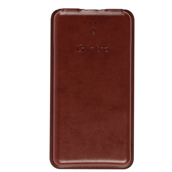 Power bank Intro 10000mAh PB1001 Brown