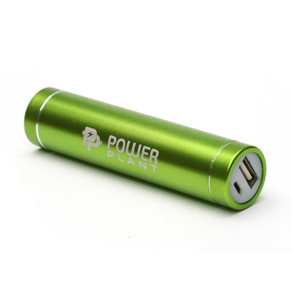 Универсальный powerbank PowerPlant PB-LA103 2600mAh