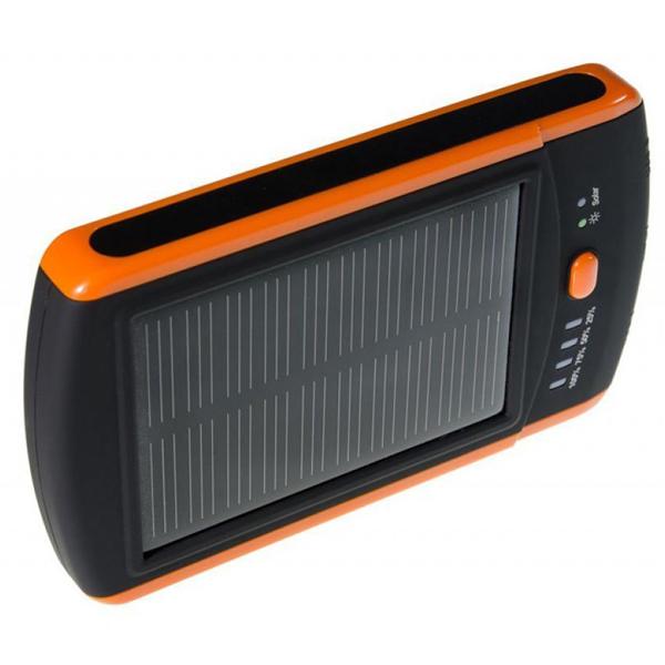 Универсальная cолнечная мобильная батарея PowerPlant PB-S12000, 12000mAh