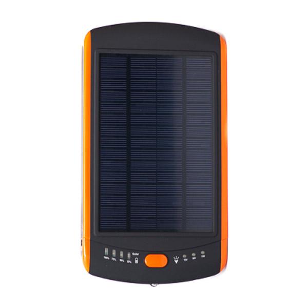Универсальная cолнечная мобильная батарея PowerPlant MP-S23000, 23000mAh