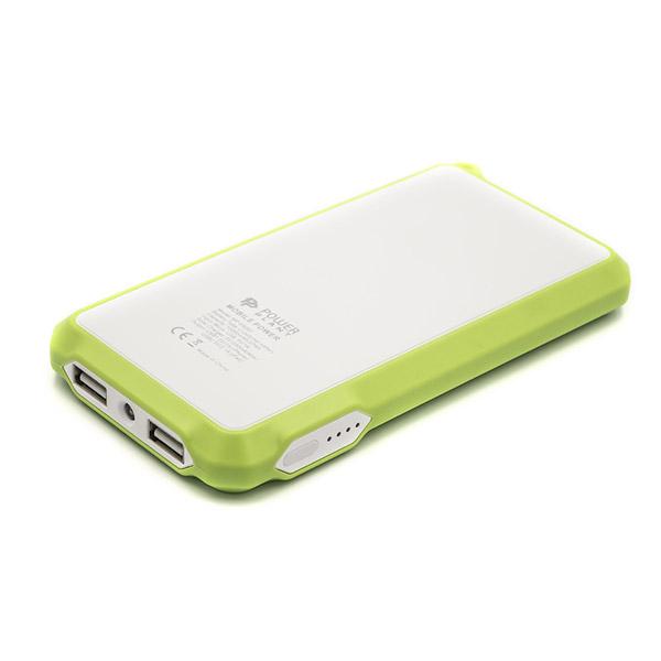 Универсальная cолнечная мобильная батарея PowerPlant PB-SS002, 10000mAh
