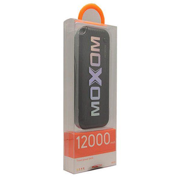 Power Bank Moxom 12000mAh MP171S Black
