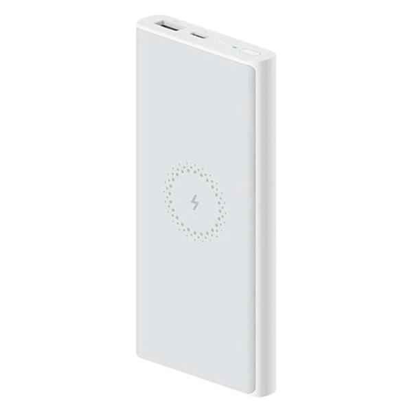 Power Bank Xiaomi Wireless 10000 mAh White (VXN4295GL/ VXN4279CN/VXN4294GL)