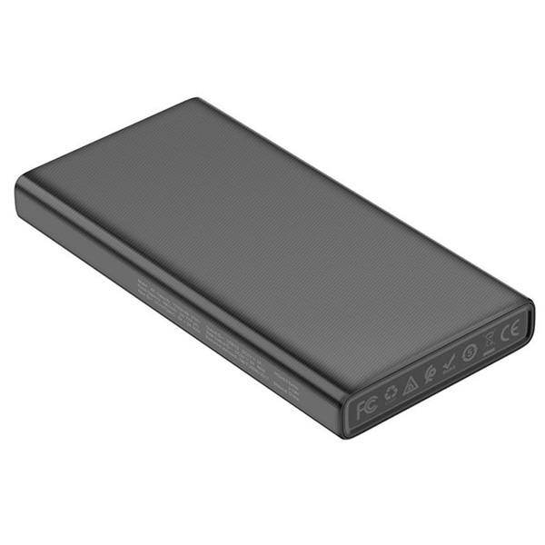 Power Bank Hoco J55 Neoteric 10000mAh Черный