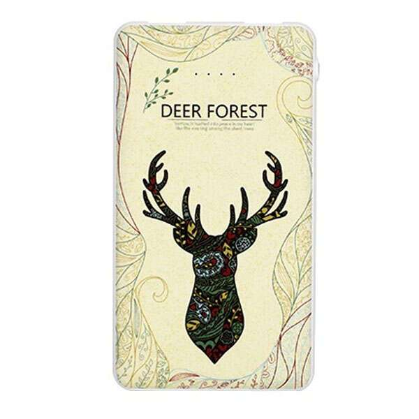 Power bank Joyroom Deer forest