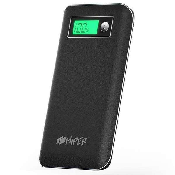 Power bank Hiper XPX6500 Black