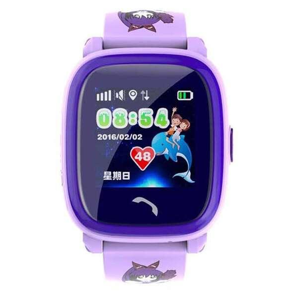 Смарт часы Wonlex Sirius Purple (GW400s)