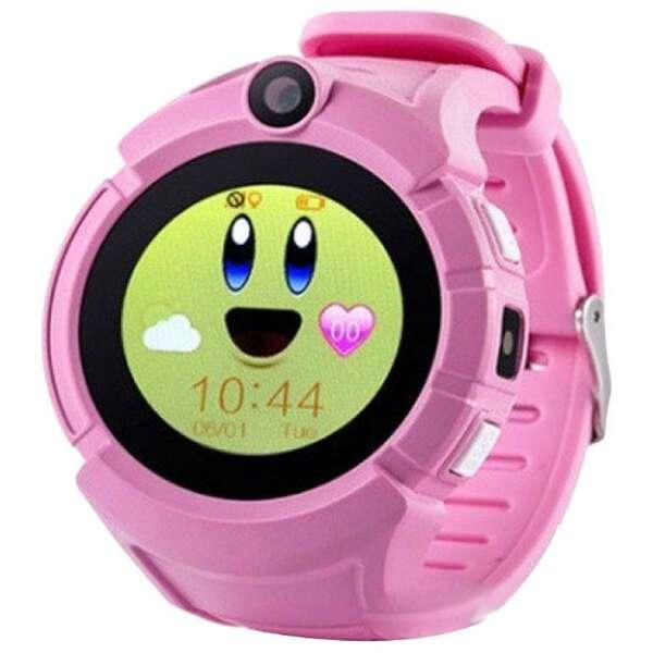 Смарт часы Wonlex GW600/Q360 Pink