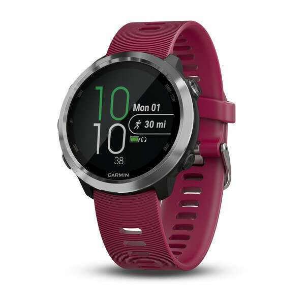 Смарт-часы Garmin Forerunner 645 Music Red (010-01863-31)