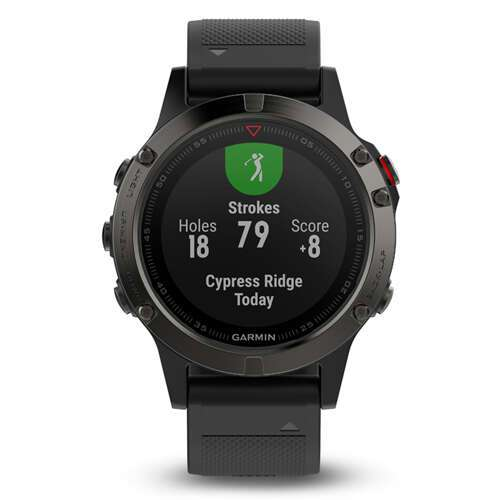 Смарт-часы Garmin Fenix 5 Gray (010-01688-00)