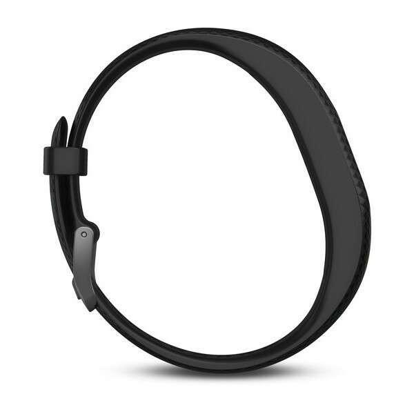 Фитнес-браслет Garmin Vivofit 4 черный большого размера (010-01847-13)