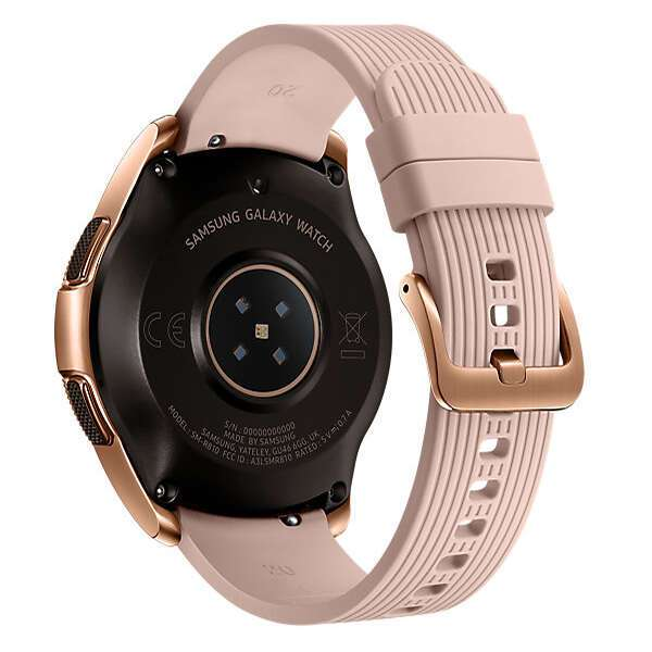 Смарт часы Samsung Galaxy Watch SM-R810 42mm Rose Gold (SM-R810NZDASKZ)