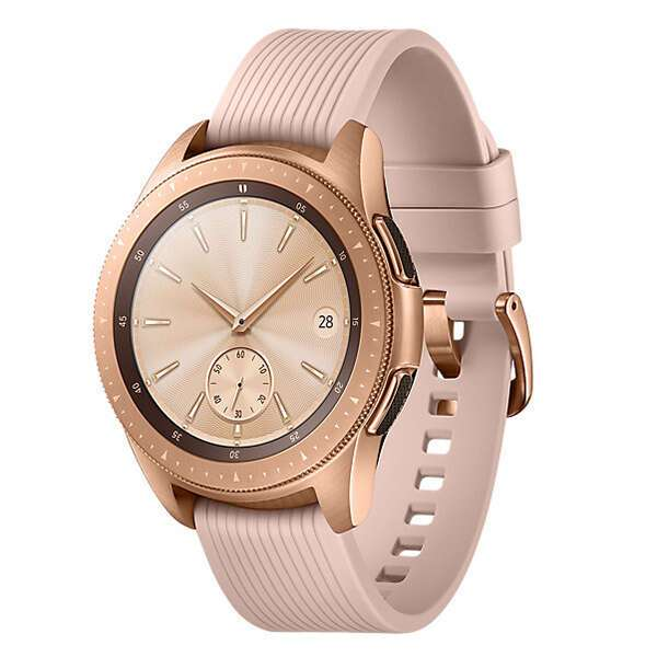 Смарт часы Samsung Galaxy Watch Galileo 42mm Rose Gold (SM-R810NZDASKZ)