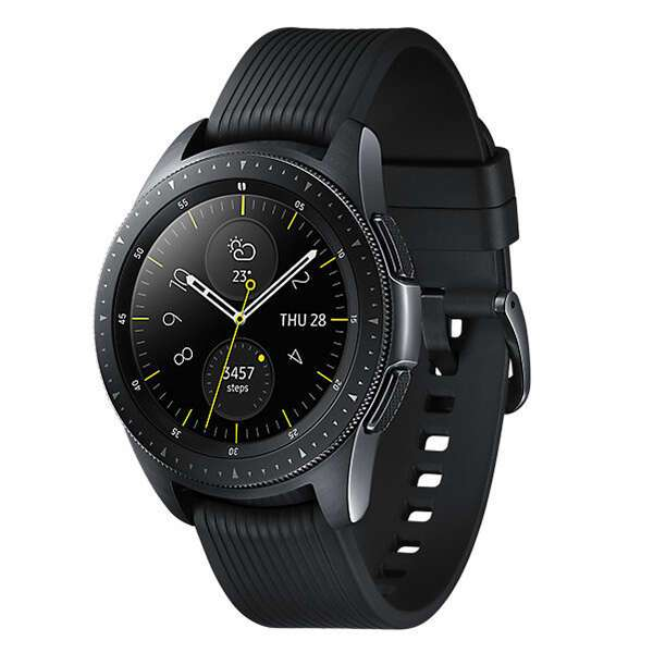Смарт часы Samsung Galaxy Watch Galileo 42mm Black (SM-R810NZKASKZ)