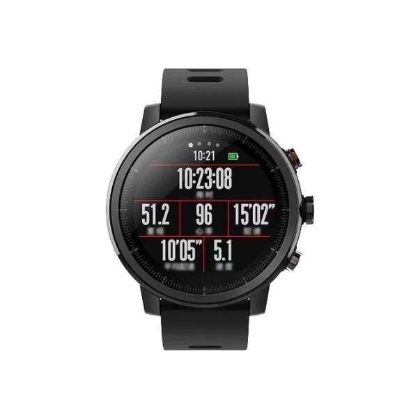 Смарт-часы Xiaomi Amazfit Stratos Black