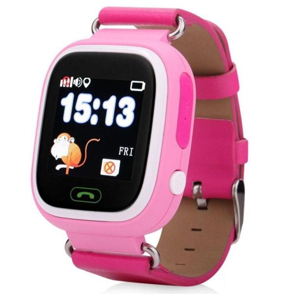 Детский GPS трекер Wonlex GW100 Pink