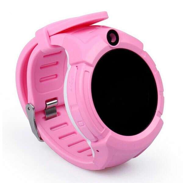 Детский GPS трекер Wonlex GW 600 розовые