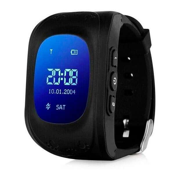 Детский GPS трекер Wonlex Q50 Black