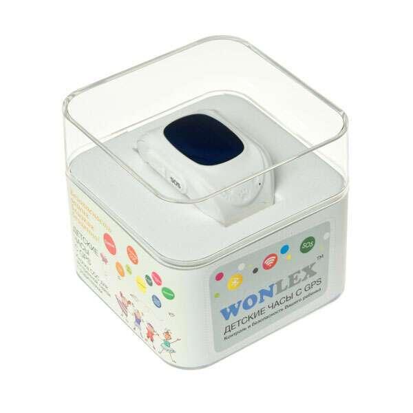 Детский GPS трекер Wonlex Q50 White