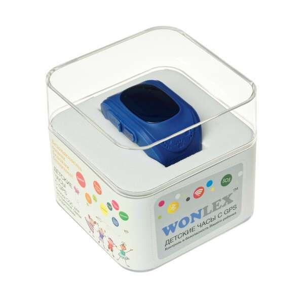 Детский GPS трекер Wonlex Q50 Dark Blue