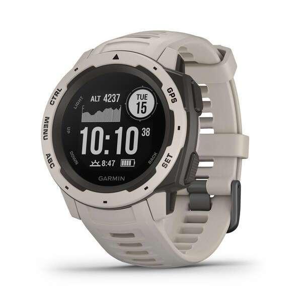 Смарт часы Garmin Instinct Tundra (010-02064-01)