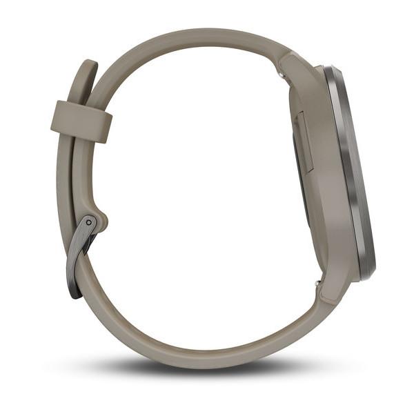 Спортивные часы Garmin vívomove HR черный (010-01850-03)