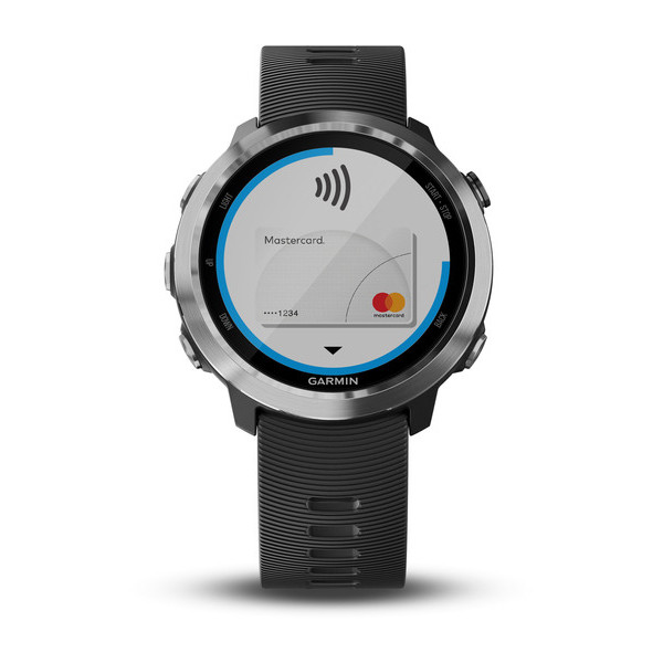 Спортивные часы Garmin Forerunner 645 черный (010-01863-10)