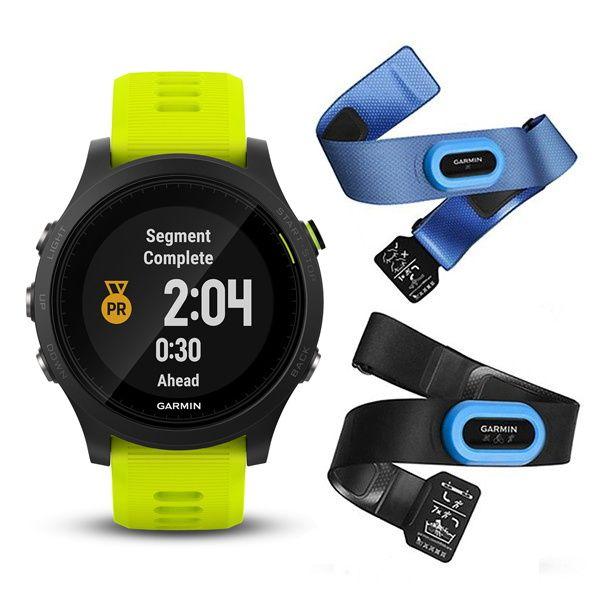 Спортивные часы Garmin Forerunner 935 Tri Budle (010-01746-06)