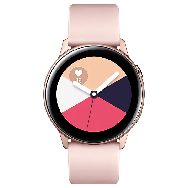 Смарт часы Samsung Galaxy Watch Active 38mm SM-R500 Rose-Gold (SM-R500NZDASKZ)