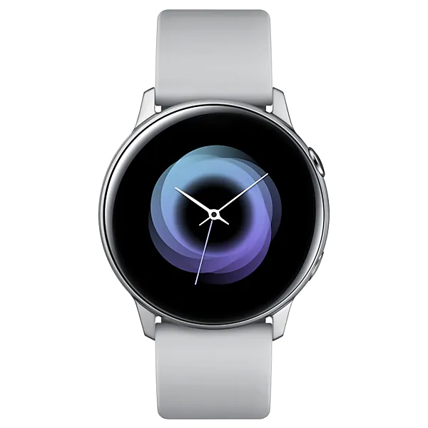 Смарт часы Samsung Galaxy Watch Active SM-R500 Silver (SM-R500NZSASKZ)