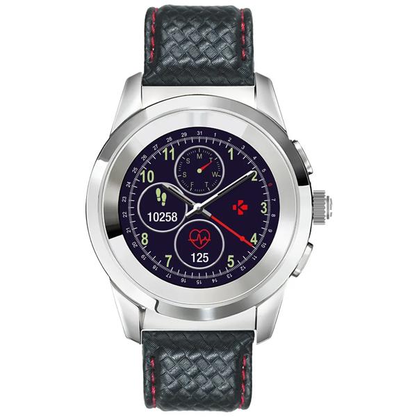 Смарт-часы MyKronoz ZeTime Premium Regular (KRZT1RP-PSL-BKCAR)