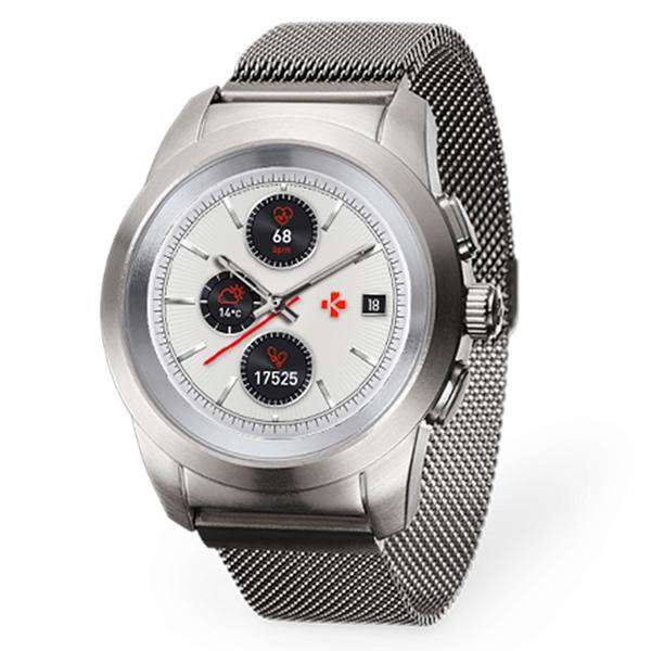 Смарт-часы MyKronoz ZeTime Elite Regular (KRZT1RE-BSL-SLMIL)