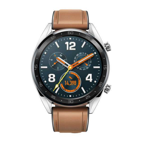 Смарт часы Huawei Watch GT Classic Brown