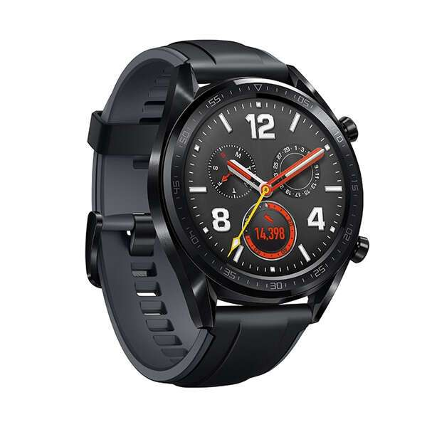 Смарт часы Huawei Watch GT Sport Black