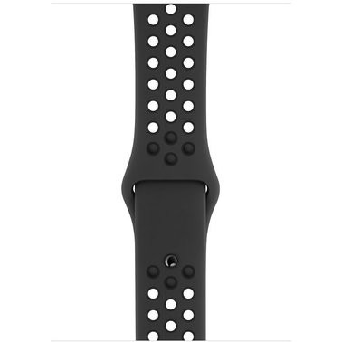 Смарт часы Apple watch Nike+ Series 4 GPS Space Grey Aluminium Case with Anthracite/Black Nike Sport Band (MU6J2GK/A)