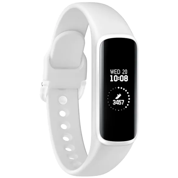 Фитнес браслет Samsung Galaxy Fit e White (SM-R375NZWASKZ)