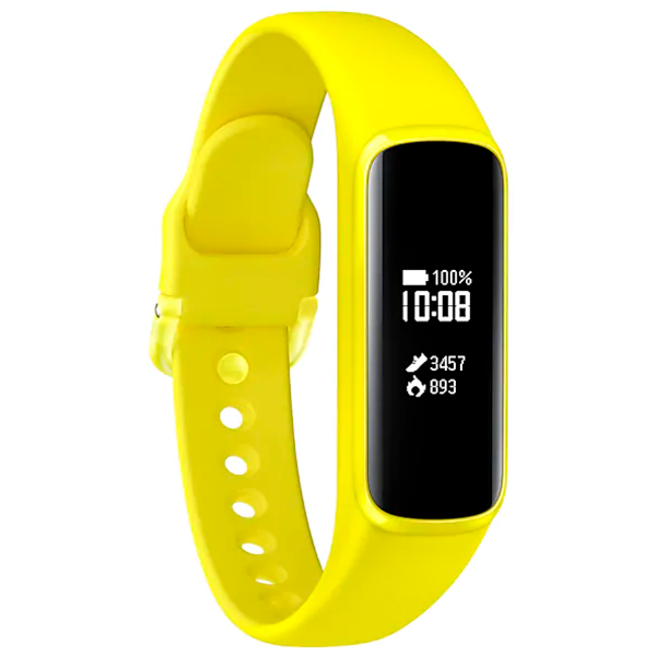Фитнес браслет Samsung Galaxy Fit e Yellow (SM-R375NZYASKZ)